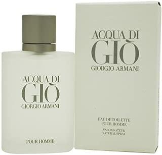 Acqua di Gio Pour Homme Eau de Toilette Spray 1.0 ounce