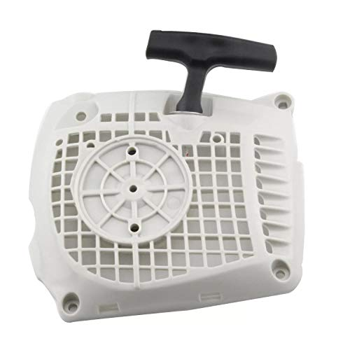 Pull Start Starter Rewind Recoil for Stihl MS231 MS251 MS251C Chainsaw Replacement for 1143 080 2103 and 1143 080 2107