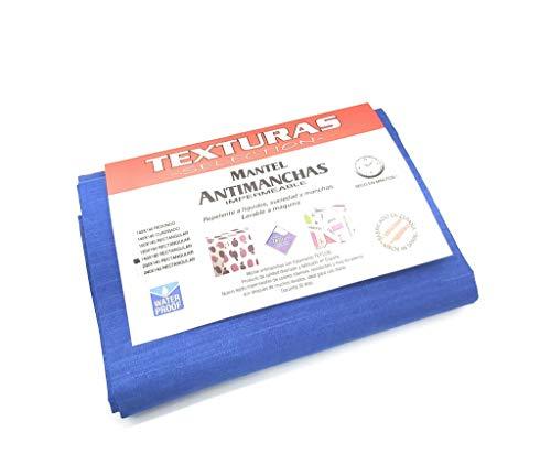 Texturas Home Nappe en tissu Téflon imperméable Rect. 140x180 cms bordeaux