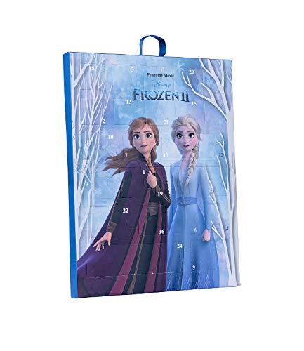 SIX Frozen Adventskalender mit kindgerechten Schmuckstücken (371-057)