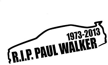sticker rip paul walker