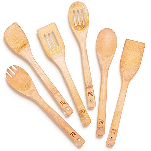 Riveira Bamboo Utensil Set