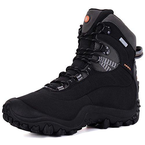 Zapatillas Trekking Niña,XPETI Mujer Zapatos de...