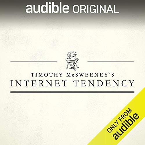 McSweeney's Internet Tendency cover art