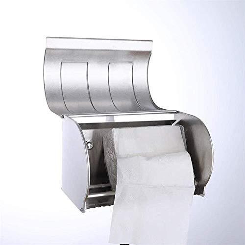PLKZ toiletpapierhouder, roestvrij staal, creatieve karton, papieren handdoekwarmer, waterdichte badkamer-weefsel-doos, wc-houder, roestvrije duurzaamheid gegarandeerd