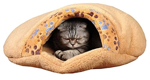 Switty Mascotas Saco Dormir Gato casa albergue Pequeño