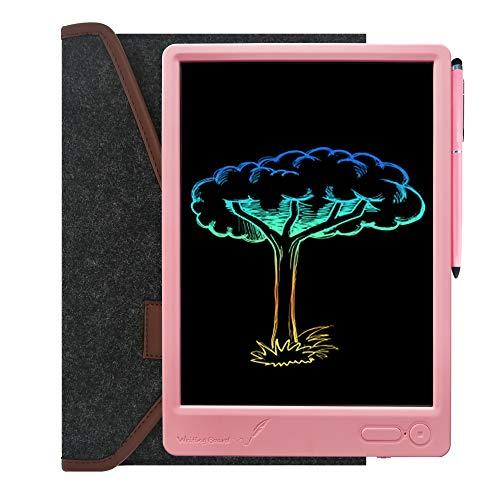 KEYCENT Tablet LCD da 10 Pollici a Colori LCD, Tavoletta Trafica Pad Elettronico Portatile Una Chiave da Usare per Scuola Famiglia Ufficio Regalo