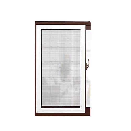GJDBBLY Magnetisch Vliegenscherm Deur Dichte Binnen Raam Deur Anti Stof Insect Vlieg Mist Gordijn Net Gauze Screens Mesh