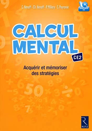 Calcul mental CE2 (+ CD-Rom)