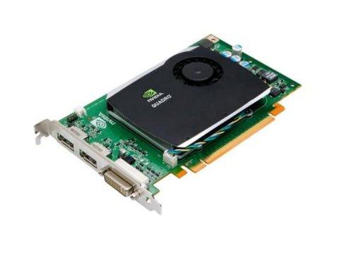 Fujitsu nVIDIA Quadro FX 580 Grafikkarte (PCI-e, 512MB DDR3 Speicher, 1 GPU) Full Retail