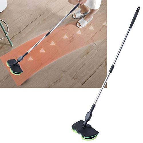 Zhat Escoba eléctrica para el hogar, barredora Recargable, Herramienta para el hogar,...