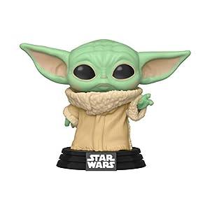 Funko- Pop Star Wars: Mandalorian-The Child Figura coleccionable, Multicolor (48740) 14