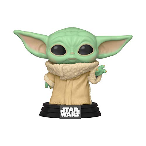 Funko-Pop Star Wars: Mandalorian-The Child Madalorian Figura Coleccionable, Multicolor (48740)
