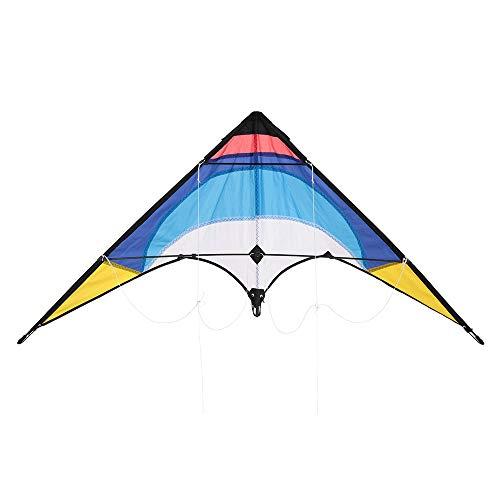 Raitron Line Stunt Kite Double Line Kite Glassfiber Frame Kite Novice Beginners Best Flyer East Assembled
