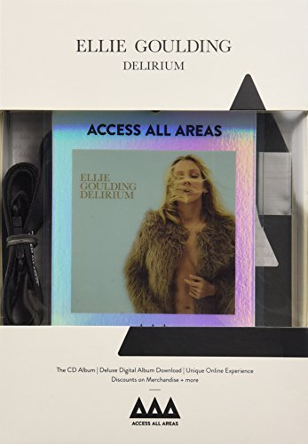 Delirium: Access All Areas Edition by Ellie Goulding (2015-05-04)