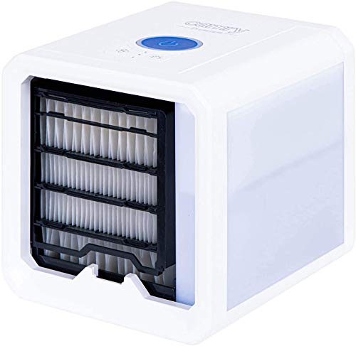 3in1 Aircooler | Tischventilator leise | Mini Air Cooler | Luftkühler | Luftreiniger | USB Ventilator | mobiles Klimagerät | Lufterfrischer | Klimawürfel | tragbare Klimaanlage |