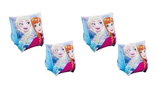 3172; pack de 2 set de Manguitos hinchables Licencia Frozen; Medidas 23x15 cm