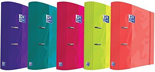 Oxford Diecast – Archivador De Palanca A4 Oxford Touch Multicolor