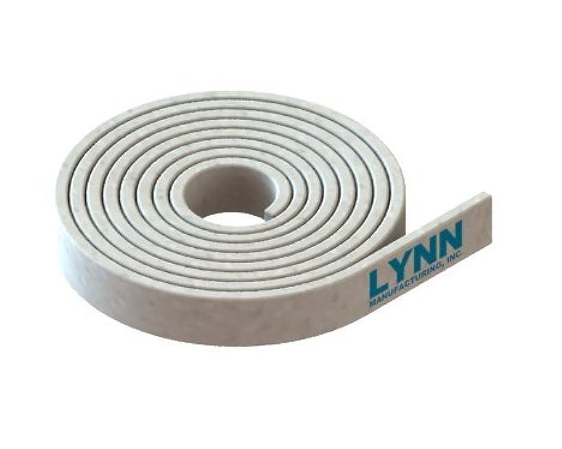 Lynn Manufacturing Strip Superwool Blanket, 2200F - 240'' x 1'' x 1/4''