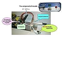 MYERZI LED医療用内視鏡の照明ソースモジュール/高CRI90 LEDノブコントローラSN1061-Hの入力フル電圧AC110-220V