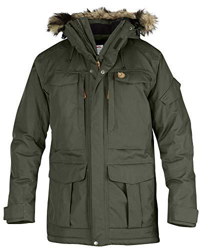Fjällräven Herren Parka Yupik Sport Jacket, Mountain Grey, S
