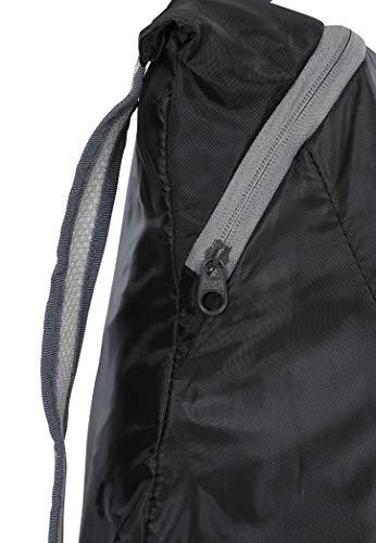 41 xUFCYQgL - Trespass Reverse Packaway Mochila, Unisex Adulto