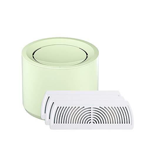 Fuente de Agua de Gato con 3 filtros, Fuente de Bebida de Agua Superior de Acero Inoxidable para Perros y Gatos, dispensador de Agua automático automático de 1.8L con indicador de LED Inteligente