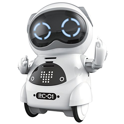 voice operated robot - 6