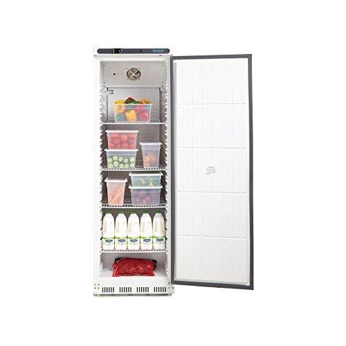 POLAR 400 Liter Gastro Kühlschrank Umluftkühlung Lager Gewerbekühlschrank