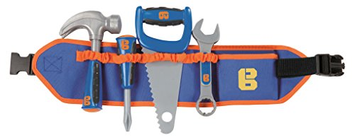 Smoby 360156 Bob The Builder Tool Belt with Tools