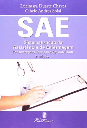 Sae. Sistematização Da Assistência De Enfermagem