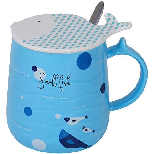 Tasses à thé en Porcelaine pour Le thé, élégantes_RG, Tasses en céramique Gobelets à Boissons pour la mer de nouveauté