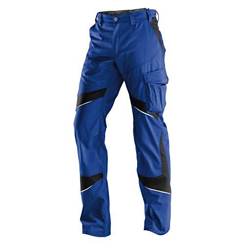 KÜBLER ACTIVIQ Arbeitshose blau, Größe 52, Herren-Arbeitshose aus Mischgewebe, leichte Arbeitshose von KÜBLER Workwear