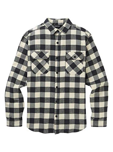 Burton 男款法兰绒衬衫