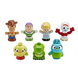 Toy story 4 little people figurines toys