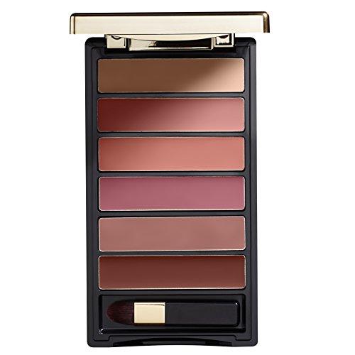L'Oréal Paris Lippen Make-up Color Riche La Palette Lip nude / Lippenstift Palette mit 6 harmonierenden Farbtönen für volle Lippen, 1er Pack