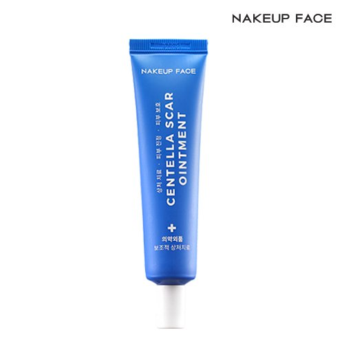Nakeup Face Centella Scar Ointment Cream