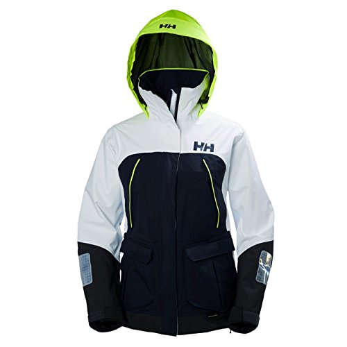 Helly Hansen W Pier Jacket Femme, Navy, FR (Taille Fabricant : XS)
