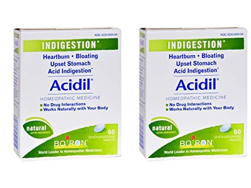 Boiron Acidil - Indigestion -Upset Stomach -...