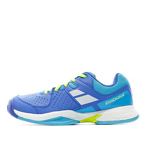 Babolat Junior Pulsion 5 All Court Tennisschuhe, Blau - blau - Größe: 36 EU