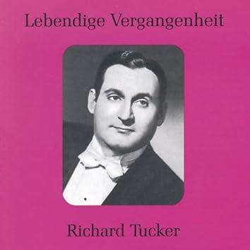 Lebendige Vergangenheit - Richard Tucker