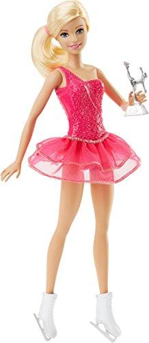 Barbie Mattel DHB15 - Eiskunstläuferin Puppe