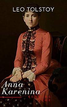 Anna Karenina (Free Audiobook) (English Edition) por [Leo Tolstoy, Reading Time]