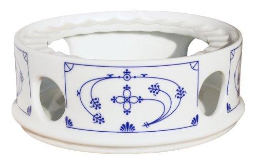 CUP+MUG Stövchen Indisch Blau für konische Kanne