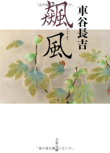 飆風 (文春文庫)