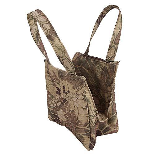 OKBY Gun Rest Zandzak, ongevulde camouflage fotografie camera gun rest ondersteuning, zitzak zandzak voor autoruit accessoires