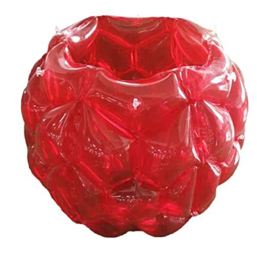 Camellia Aufblasbare Körper-Stoßkugeln-Blasen-Fußball-Anzüge LOS umweltfreundlicher PVC-lustiger Körper Zorb-Ball für Kinder 24