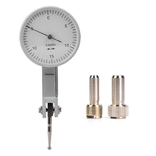Mesuring Instrument Stoßdichter Edelstahl-Zifferblatt Zuverlässige, hochpräzise Packung mit 1 Kalibrierung für Office for Industry