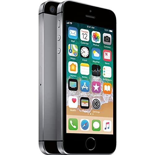 iPhone SE 16GB Unlocked, Space Gray (Gen 1)