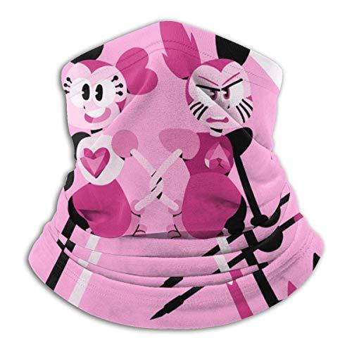 N/A Tough Headwear,Tube Scarf,Spinel Fan Art Outdoor Sports Neck Warmer Headband Bandana Balaclava